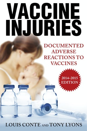 Vaccine Injuries book image