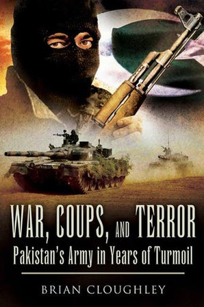 War, Coups, and Terror book image