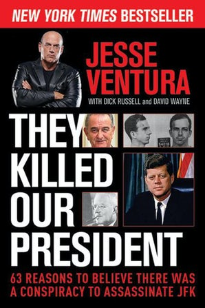They Killed Our President book image