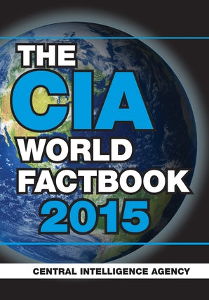 The CIA World Factbook 2015 book image