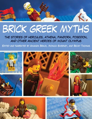 Brick Greek Myths book image