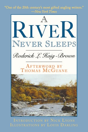 A River Never Sleeps book image