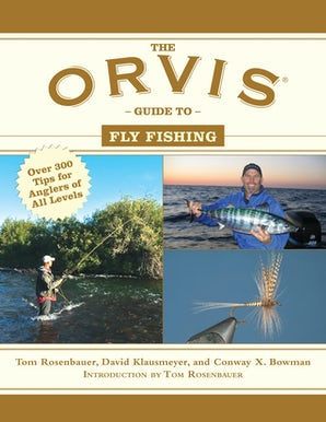 The Orvis Guide to Fly Fishing book image