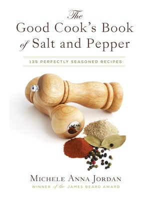 The Good Cook's Book of Salt and Pepper book image