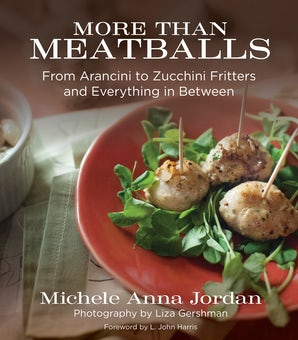 More Than Meatballs book image