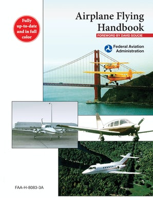Airplane Flying Handbook book image