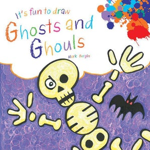 It's Fun to Draw Ghosts and Ghouls book image