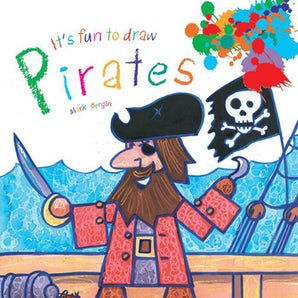 It's Fun to Draw Pirates book image
