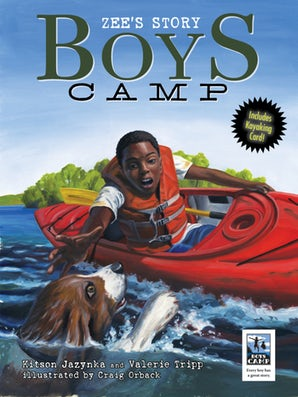 Boys Camp: Zee's Story book image