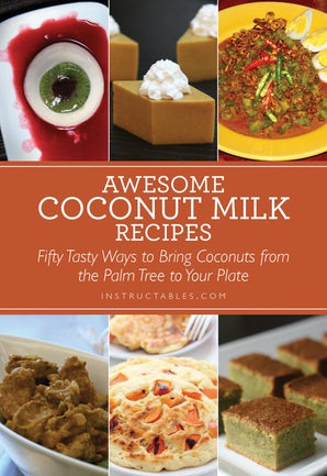 Awesome Coconut Milk Recipes book image
