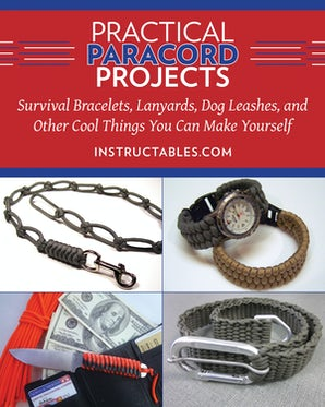 Practical Paracord Projects book image