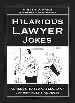 Hilarious Lawyer Jokes book image