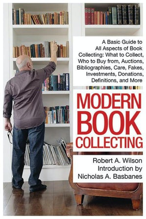 Modern Book Collecting book image