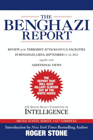 The Benghazi Report book image