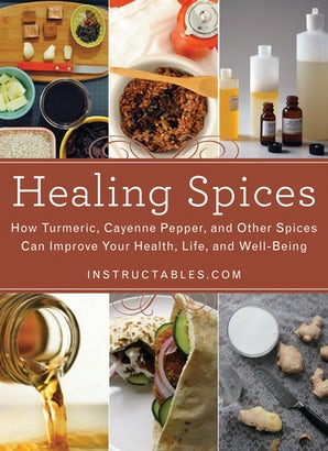 Healing Spices book image