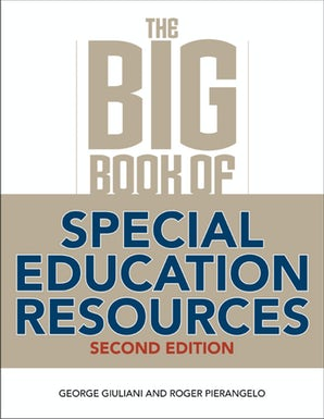 The Big Book of Special Education Resources book image