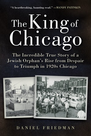 The King of Chicago book image