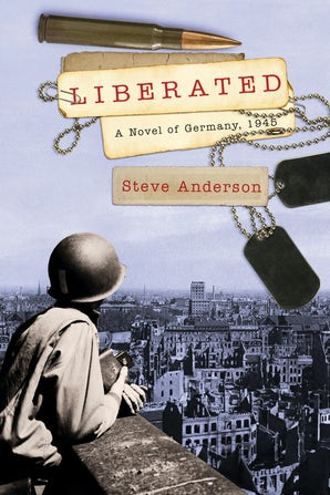 Liberated book image