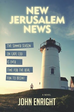 New Jerusalem News book image