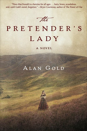 The Pretender's Lady book image