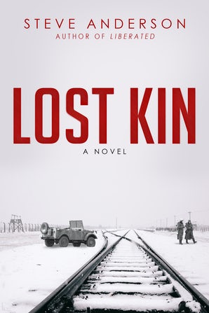 Lost Kin book image