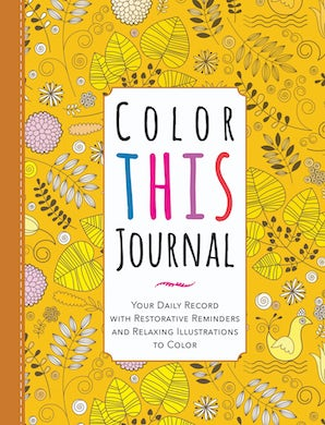Color This Journal