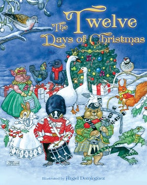 The Twelve Days of Christmas book image