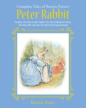 The Complete Tales of Beatrix Potter's Peter Rabbit book image