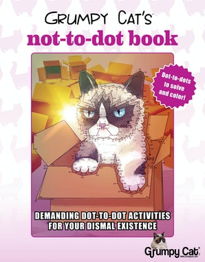 Grumpy Cat's NOT-to-Dot Book book image