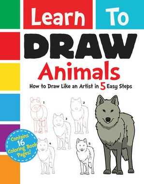 Learn to Draw Animals book image