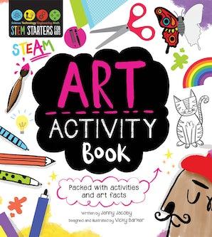 STEM Starters For Kids Art Activity Book