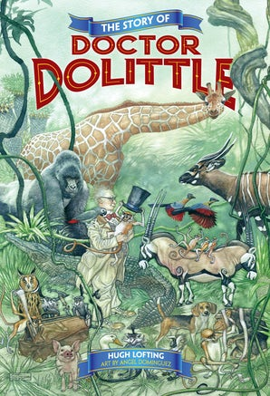 The Story of Doctor Dolittle book image