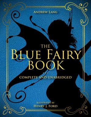 The Blue Fairy Book book image