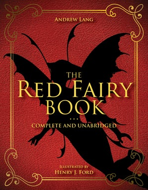 The Red Fairy Book book image