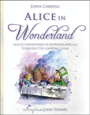 Alice in Wonderland book image