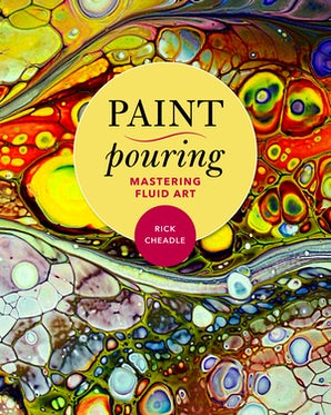 Paint Pouring book image