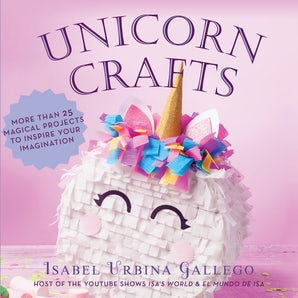 Unicorn Crafts book image
