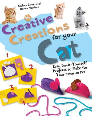 Creative Creations for Your Cat book image