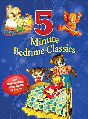 5 Minute Bedtime Classics book image