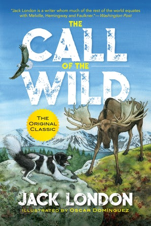 The Call of the Wild book image