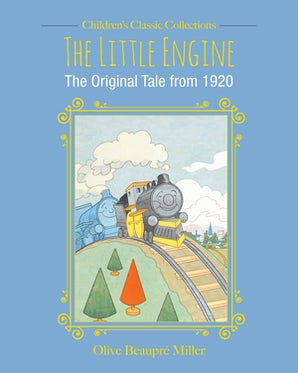 The Little Engine book image