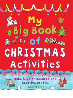 My Big Book of Christmas Activities book image