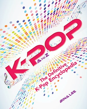K-POP A To Z book image