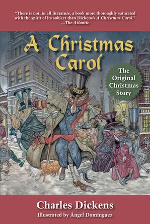 A Christmas Carol book image