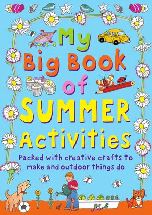 My Big Book of Summer Activities book image