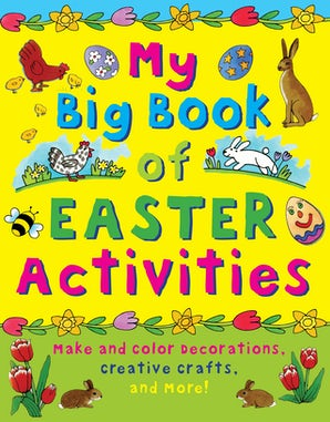 My Big Book of Easter Activities book image