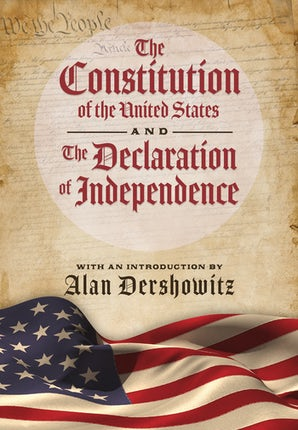 The Constitution of the United States and The Declaration of Independence book image