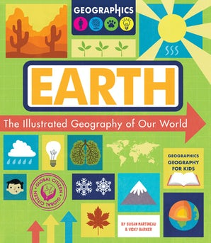 Earth book image