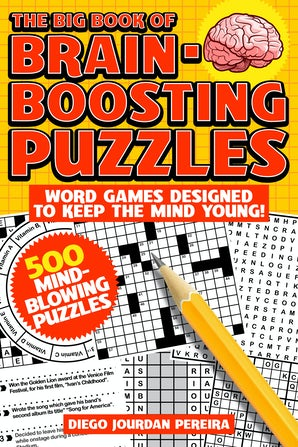 The Big Book of Brain-Boosting Puzzles book image