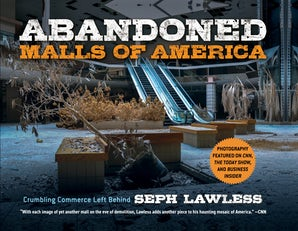 Abandoned Malls of America book image